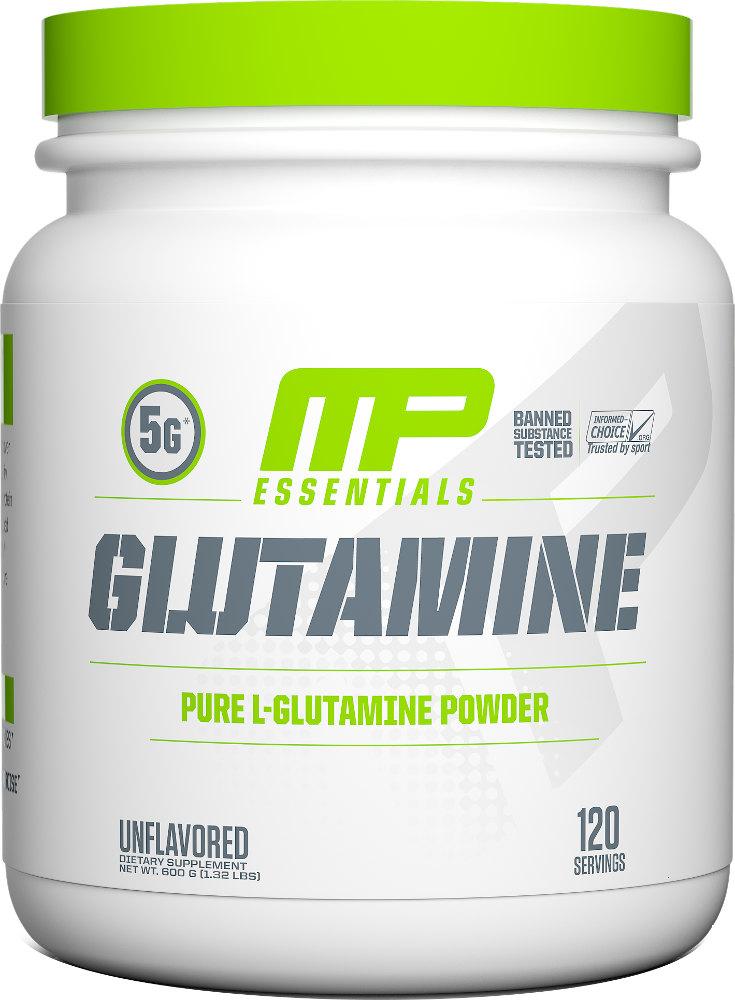 MusclePharm Glutamine - 120 Servings