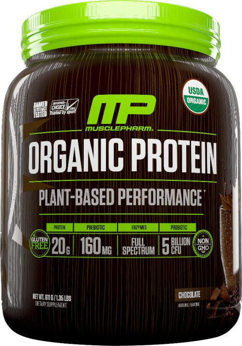MusclePharm Natural Series Natural Series Organic Protein - 15 Serving