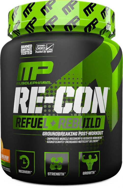 MusclePharm Re-Con - 30 Servings Fruit Punch