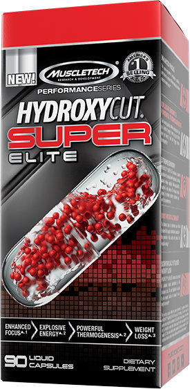 MuscleTech Hydroxycut Super Elite - 90 Capsules