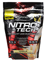 MuscleTech Nitro-Tech - 1lb Milk Chocolate
