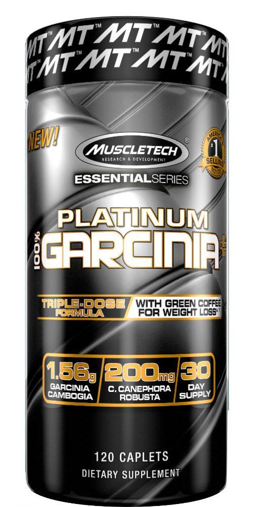 MuscleTech Platinum Garcinia Plus - 120 Caplets