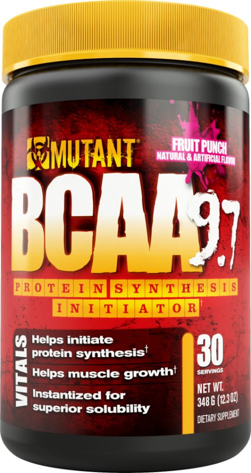 Mutant BCAA 9.7 - 30 Servings Fruit Punch