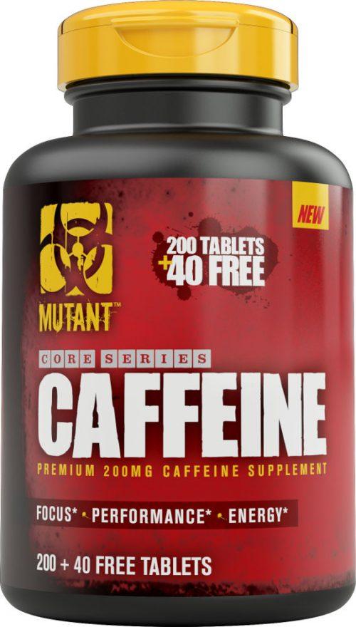 Mutant Core Series Caffeine - 240 Tablets