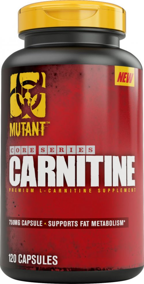 Mutant Core Series L-Carnitine - 120 Capsules