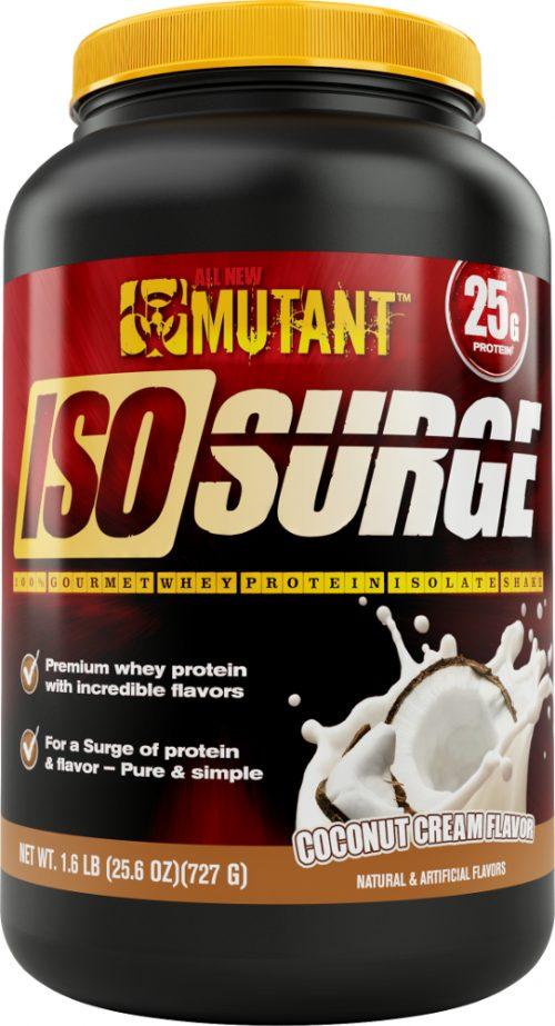 Mutant Iso Surge - 1.6lbs Coconut Cream