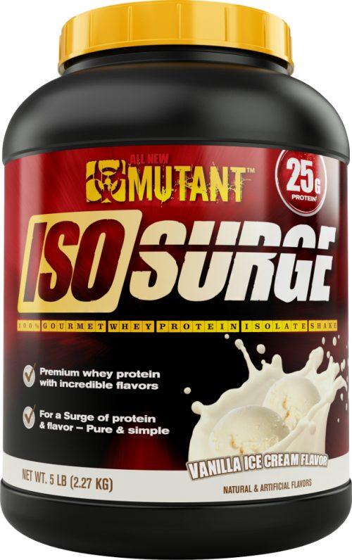 Mutant Iso Surge - 5lbs Vanilla Ice Cream
