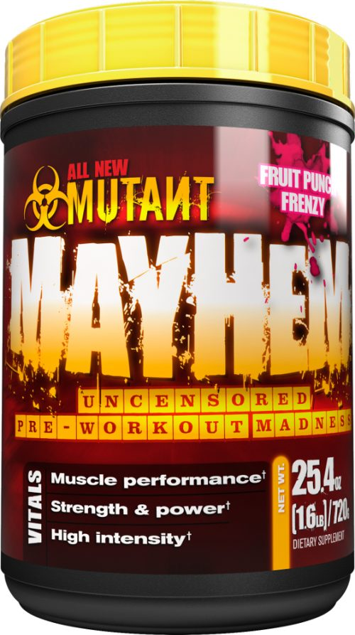 Mutant Mayhem - 1.6lbs Fruit Punch Frenzy