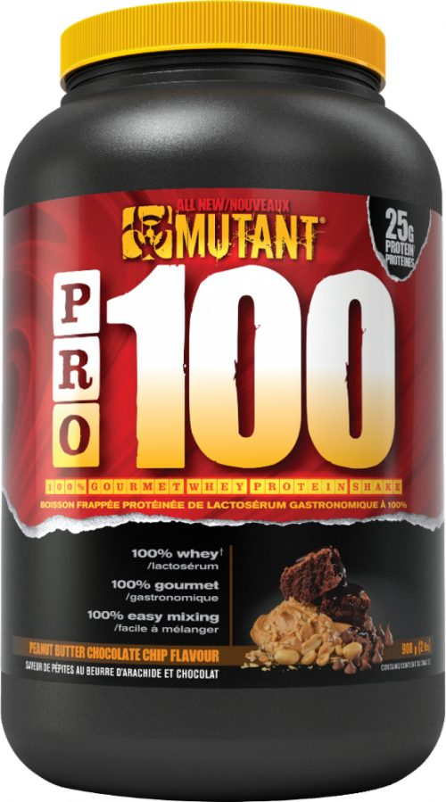 Mutant Pro 100 - 2lbs Peanut Butter Chocolate Chip