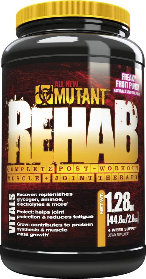 Mutant Rehab - 2.8lbs Freaky Fruit Punch