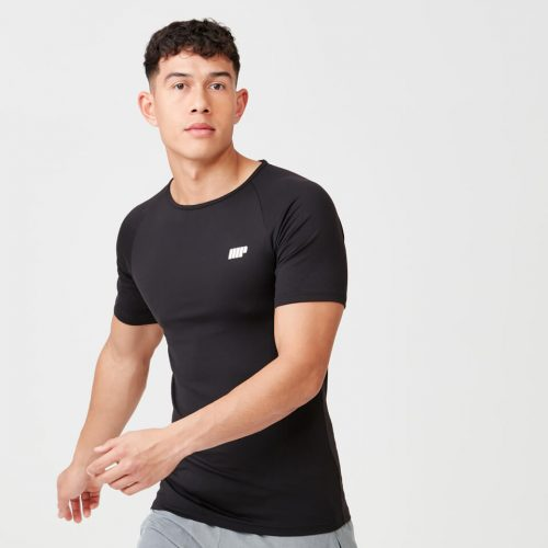 Myprotein Dry Tech T-Shirt - Black, XS