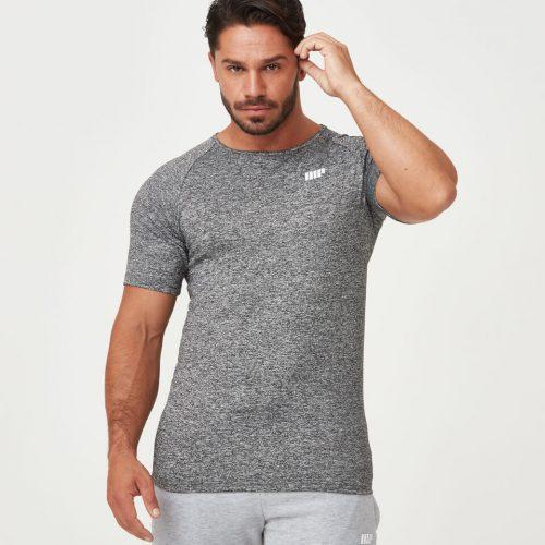 Myprotein Dry Tech T-Shirt - Charcoal Marl - L