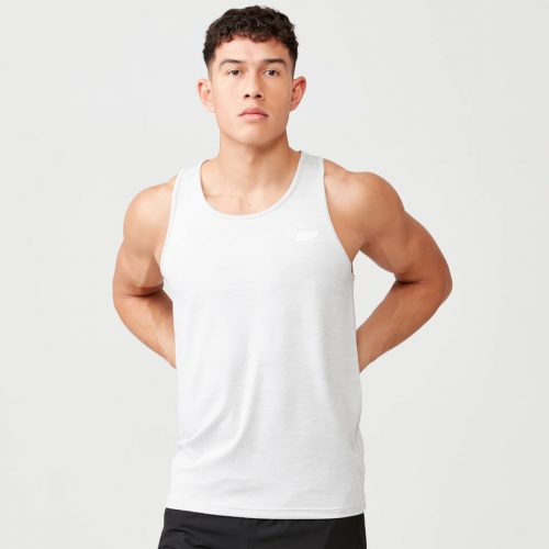 Myprotein Dry Tech Tank Top - Silver - S