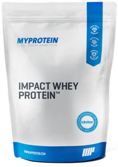 Myprotein Impact Whey - 5.5lbs Unflavored