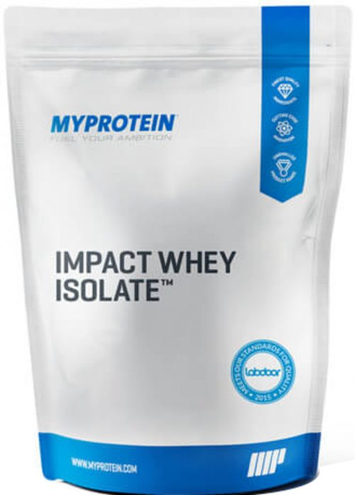 Myprotein Impact Whey Isolate - 5.5lbs Unflavored