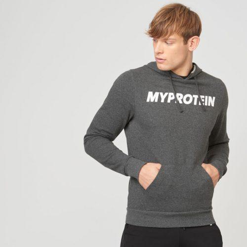 Myprotein Logo Hoodie - Charcoal - XL