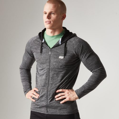 Myprotein Men's Performance Zip Hoodie - Black - L