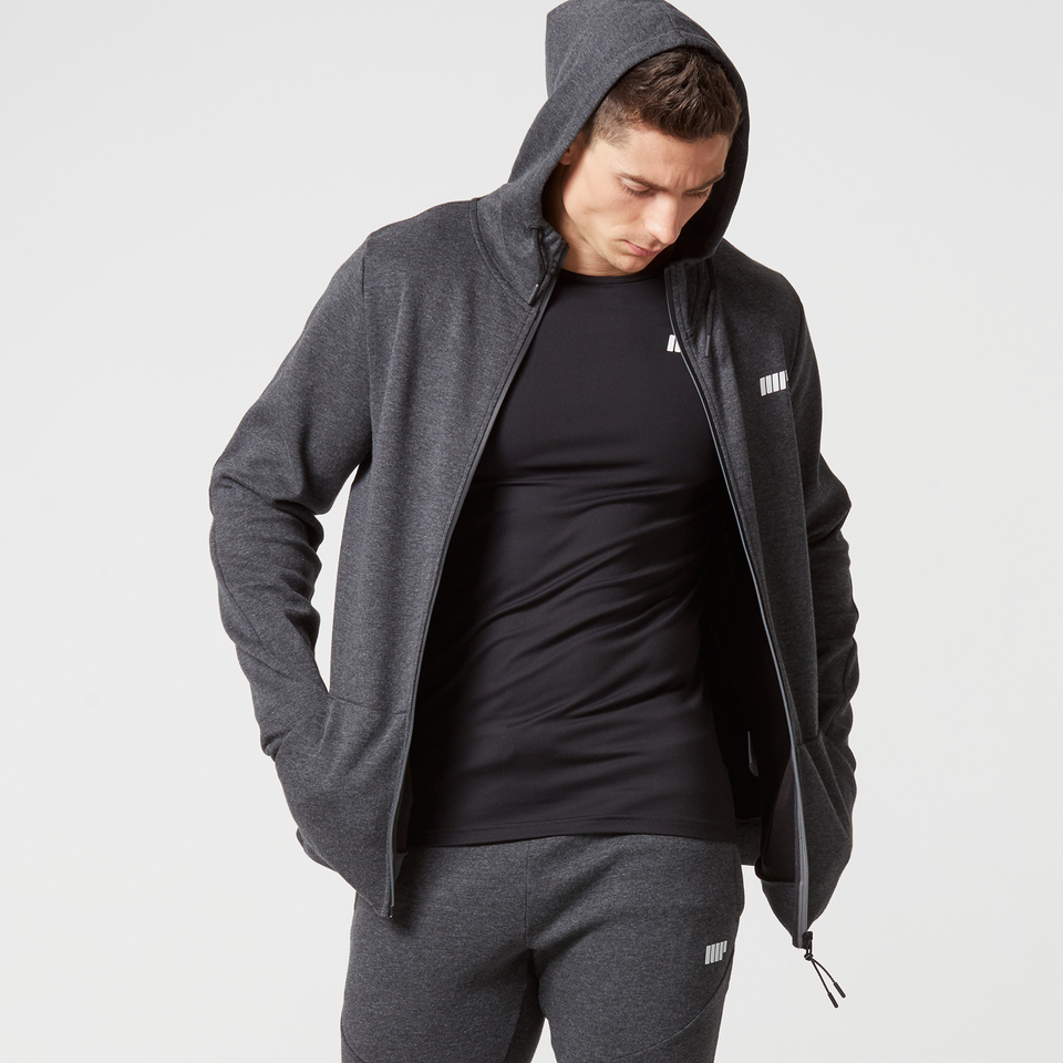 Myprotein Men's Tech Hoody - Charcoal - XXL
