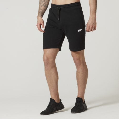 Myprotein Men's Tru-Fit Sweatshorts - Black - L