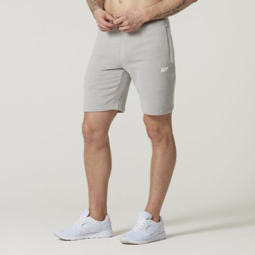 Myprotein Men's Tru-Fit Sweatshorts - Light Grey Marl - S