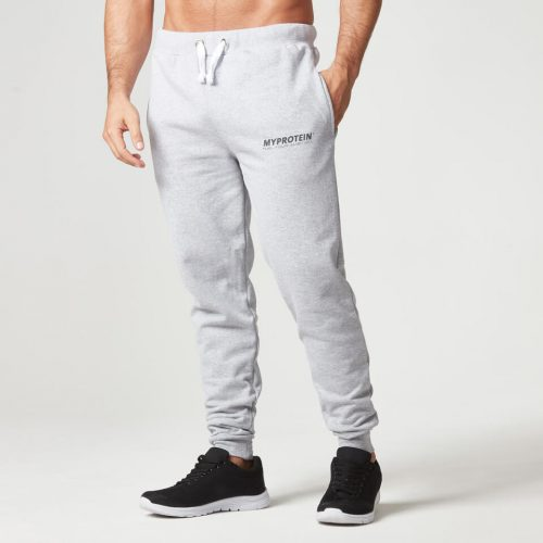 Myprotein Slim Fit Sweatpants, Grey Marl, XXL