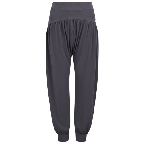 Myprotein Women's Hareem Yoga Pants - Charcoal Marl, XL