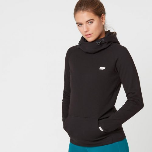 Myprotein Women's Tech Hoody - Black - S