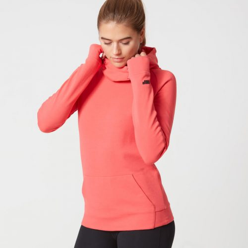 Myprotein Women's Tech Hoody - Pink - XL