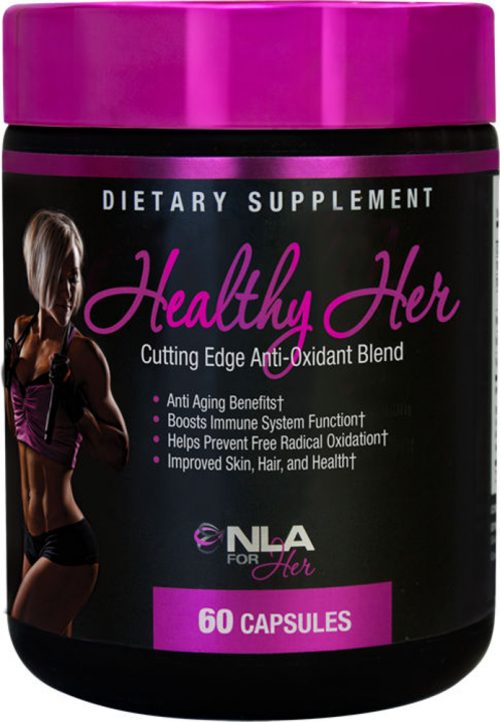 NLA For Her Healthy Her - 60 Capsules