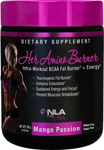 NLA For Her Her Amino Burner - 30 Servings Sour Apple