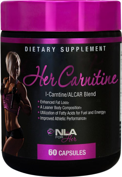 NLA For Her Her Carnitine - 60 Capsules