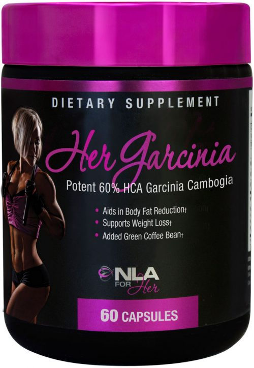 NLA For Her Her Garcinia - 60 Capsules