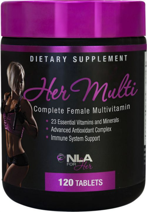 NLA For Her Her Multi - 120 Tablets