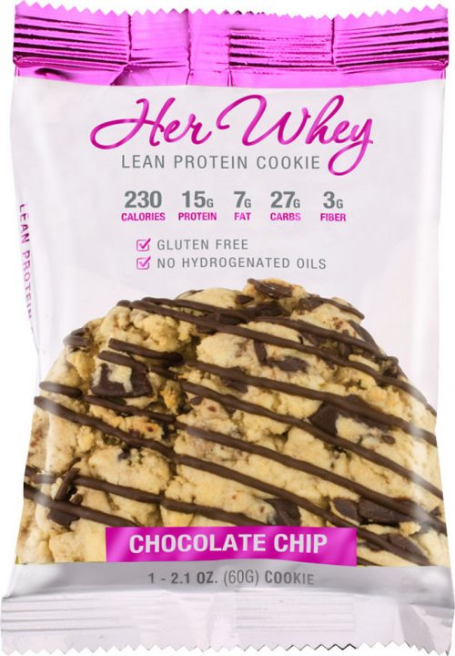 NLA For Her Her Whey Cookie - 1 Cookie Chocolate Chip
