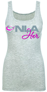 NLA For Her NLA For Her Grey Tank Top - Grey Large