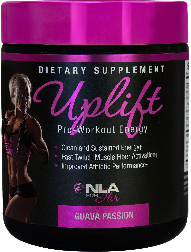 NLA For Her Uplift - 40 Servings Guava Passion