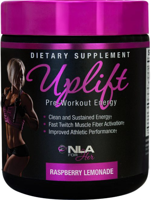 NLA For Her Uplift - 40 Servings Raspberry Lemonade