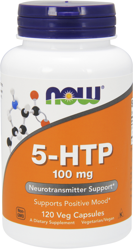 NOW Foods 5-HTP - 120 VCapsules