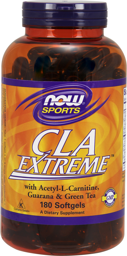 NOW Foods CLA Extreme - 180 Softgels