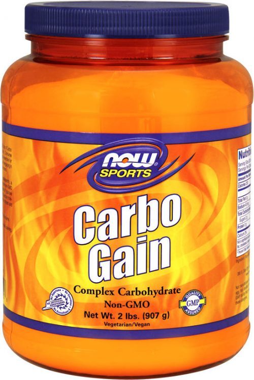 NOW Foods Carbo Gain - 2lbs