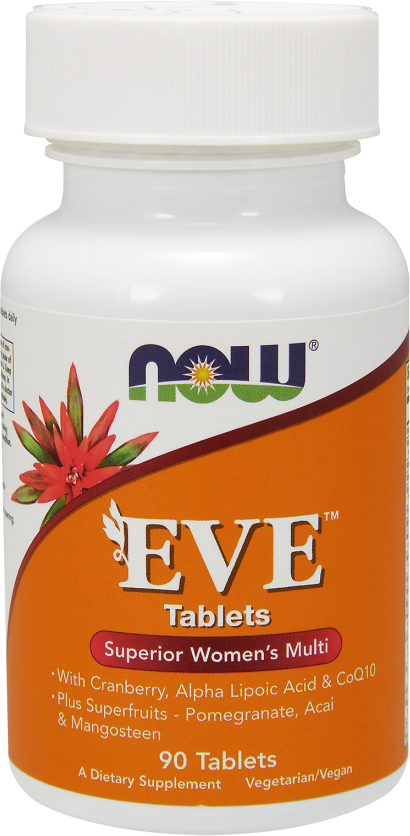 NOW Foods Eve Women's Multivitamin - 90 Tablets