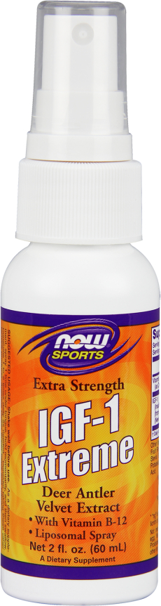 NOW Foods IGF-1 Extreme - 2 fl. oz.
