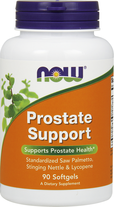 NOW Foods Prostate Support - 90 Softgels
