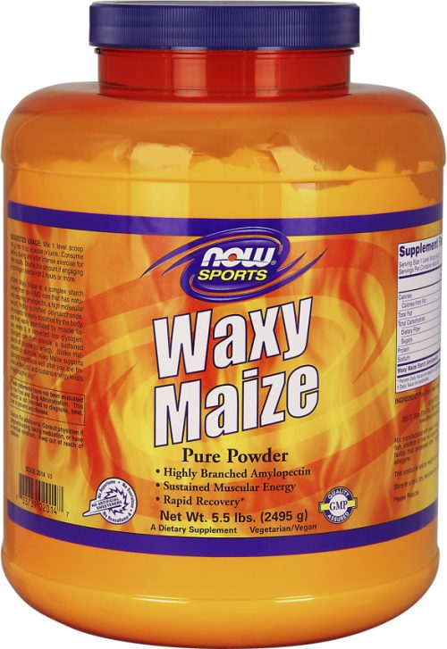 NOW Foods Waxy Maize - 5.5lbs