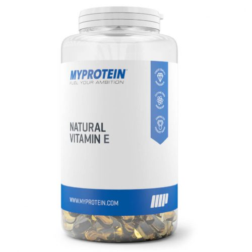 Natural Vitamin E 400iu, 30 Softgels