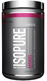 Nature's Best Isopure Aminos - 30 Servings Cranberry Grape
