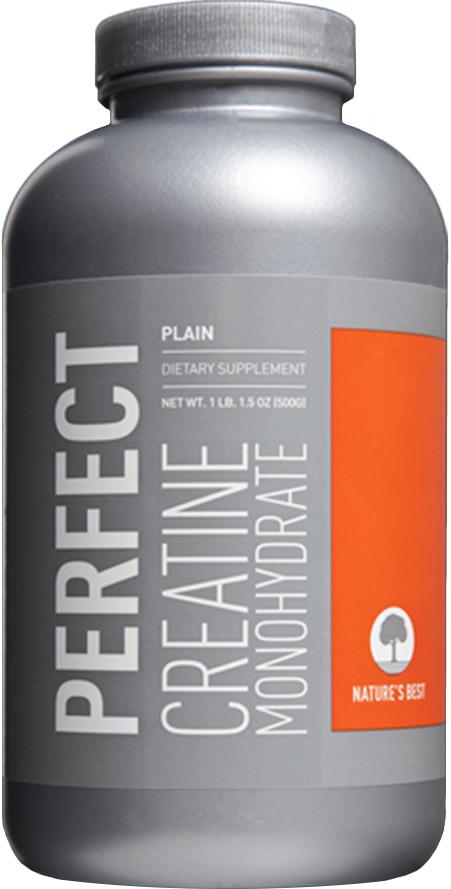 Nature's Best Perfect Creatine Monohydrate - 210g