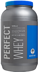 Nature's Best Perfect Whey - 2lbs Vanilla