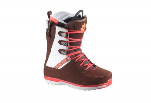Nikita Sideway Sista Snowboard Boots 2015 - Womens - chocolate/white, 8.5