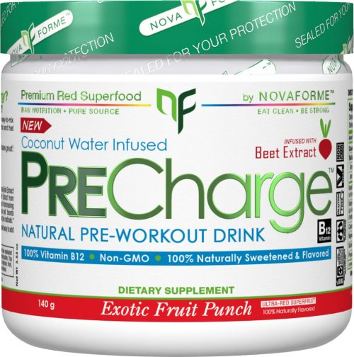 Novaforme PreCharge - 14 Servings Exotic Fruit Punch